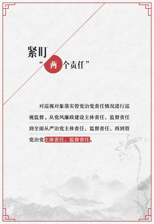 """【图解】""""数说""""十八届中央巡视工作重大看点【3】"""
