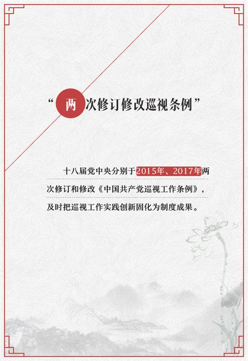 """【图解】""""数说""""十八届中央巡视工作重大看点【4】"""