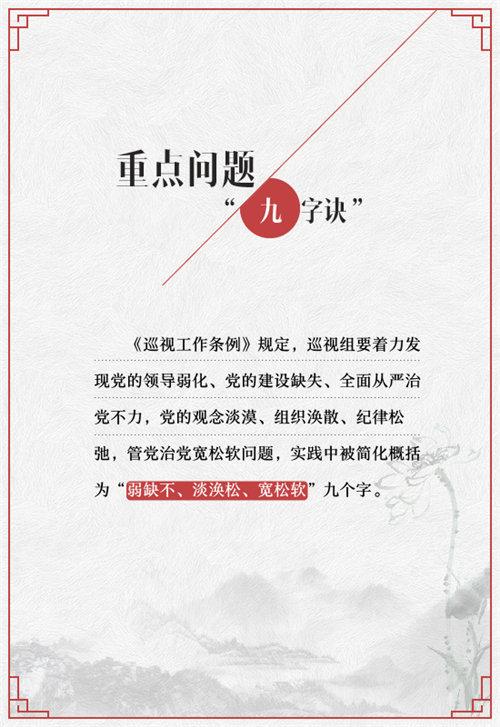 """【图解】""""数说""""十八届中央巡视工作重大看点【11】"""