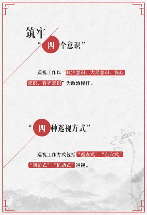 """【图解】""""数说""""十八届中央巡视工作重大看点【7】"""