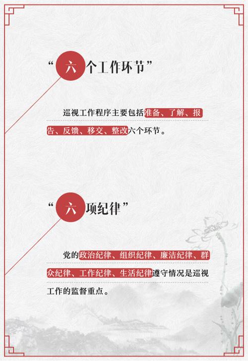 """【图解】""""数说""""十八届中央巡视工作重大看点【10】"""