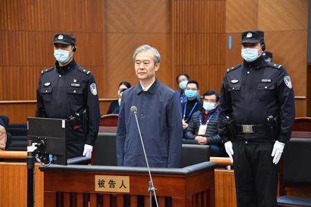 河北省原副省长李谦受贿案一审开庭 择期宣判