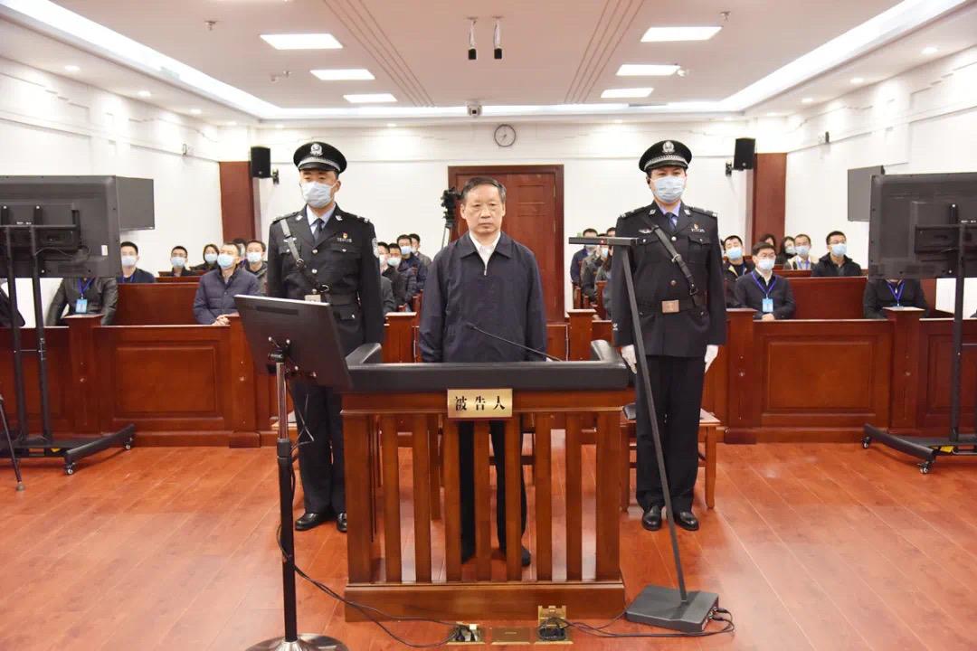 被控非法收受财物超6550万 文旅部原副部长李金早受贿案一审开庭